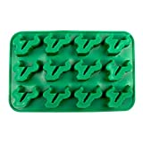 South Florida Bulls Silicone Ice Cube Trays