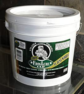 Froglube 1 Gallon Paste Tub by Frog Lube