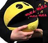 Pac-man 8-inch Plush with Sound