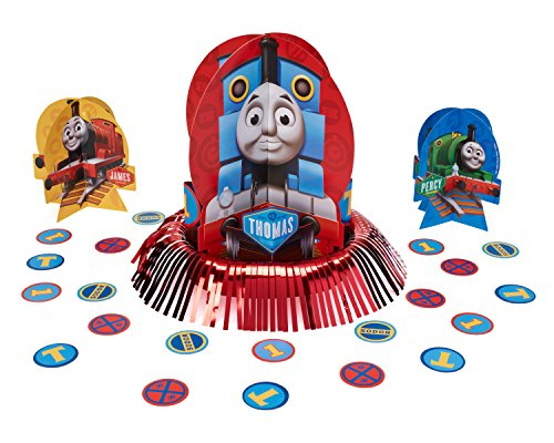 American Greetings Thomas and Friends Table Decorations - 1