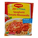 German Maggi Fix Spice Blend Spaghetti Tomato Mozzarella - 1 x 40 g