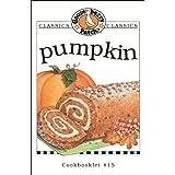 Pumpkin Cookbook ~ Gooseberry Patch