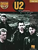 img - for U2: Drum Play-Along Volume 34 book / textbook / text book