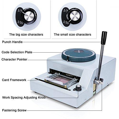 membership card machine