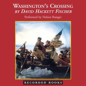 Washington's Crossing Audiobook