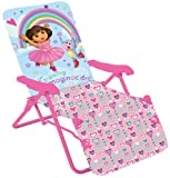 Nickelodeon Dora The Explorer Lounge Chair