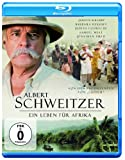 Image de BD * Albert Schweitzer - Ein Leben in Afrika [Blu-ray] [Import allemand]