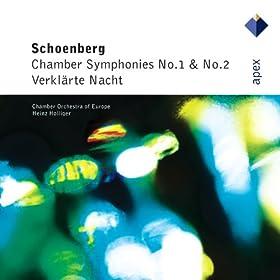 Sch�nberg : Chamber Symphonies Nos 1, 2 & Verkl�rte Nacht - Apex