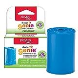 Playtex Diaper Genie Portable Diaper Bag Dispenser Refills, Roll of 25 Bags