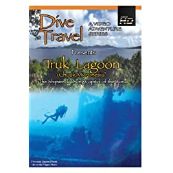 Dive Travel Truk Lagoon Ship Wrecks