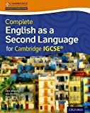 img - for English as a Second Language for Cambridge IGCSERG: Student Book book / textbook / text book