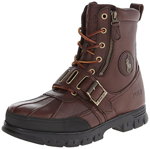 Polo Ralph Lauren Men's Andres III Boot,Briarwood,11.5 D US