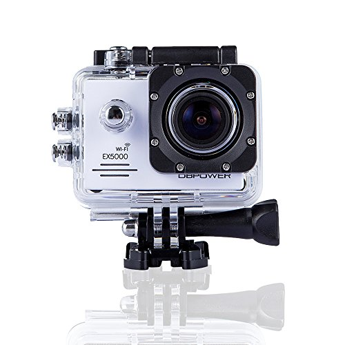 Dbpower Original EX5000 14MP FHD Sports Action Camera