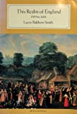 This Realm of England: 1399-1688 (0669134228) by Smith