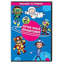 PBS Kids: Outer Space Adventures