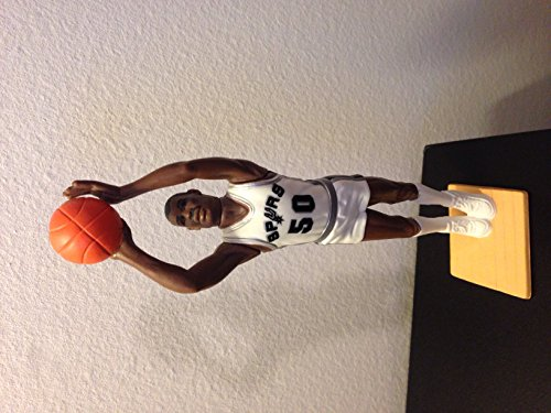1991 - Kenner - Starting Lineup - Special Edition - David Robinson #50 - San Antonio Spurs - Vintage Action Figure - w/ Trading Card & Commemorative Coin - Rare - Limited Edition - Collectible - 1