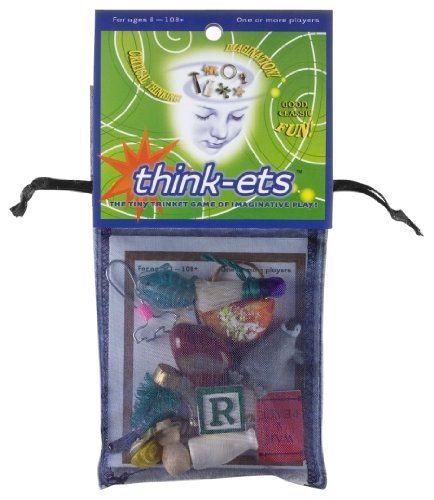 Think-ets Blue Pouch Game