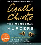 The Monogram Murders Low Price CD: The New Hercule Poirot Mystery (Hercule Poirot Mysteries)