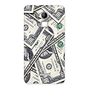 Enticing Bucks Lot Back Case Cover for Coolpad Note 3