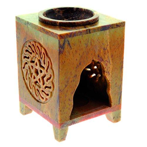 aargee-soapstone-pentagon-oil-burner