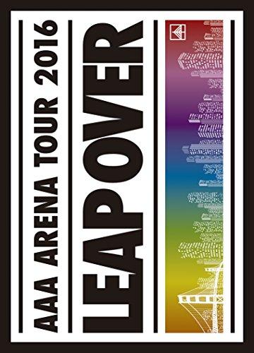 AAA ARENA TOUR 2016 - LEAP OVER -(初回生産限定盤)(スマプラ対応) (汎用特典:LIVE写真ポストカード付) [DVD]