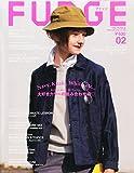 FUDGE ~ Japanese Fashion Magazine February 2015 Issue [JAPANESE EDITION] FEB 2