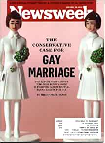 Conservative case gay marriage olson