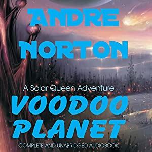 Voodoo Planet Audiobook