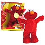 Fisher Price Year 2007 123 Sesame Street Series 14 Inch Tall Electronic Plush - HOKEY POKEY ELMO that Sings, Shakes and Turn Around by Sesame Street [並行輸入品]