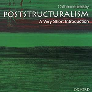 Poststructuralism: A Very Short Introduction Audiobook