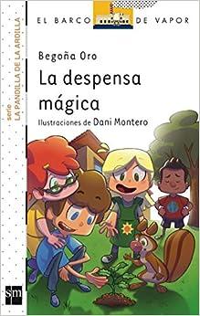 La Despensa Mágica (Barco de Vapor Blanca): Amazon.es