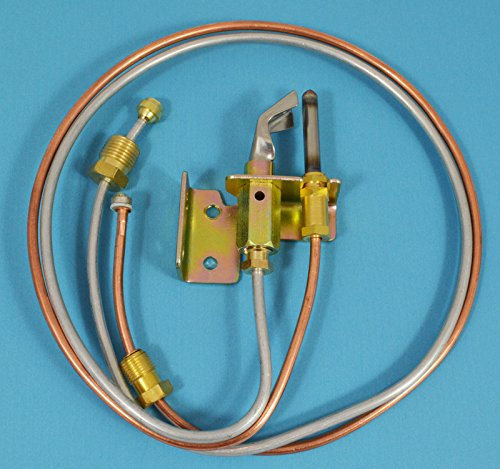 Water Heater Pilot Assembely Includes Pilot Thermocouple and Tubing Natural Gas (Pilot Assembly Natural Gas compare prices)