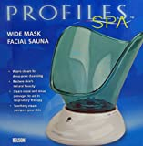 Profiles Professional Wide Mask Facial Sauna