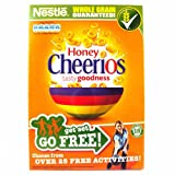 Nestle Honey Cheerios 375g