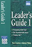 img - for Walking with God Leader's Guide 1 book / textbook / text book