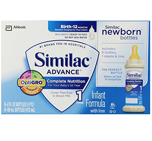 Similac Advance Nutrition