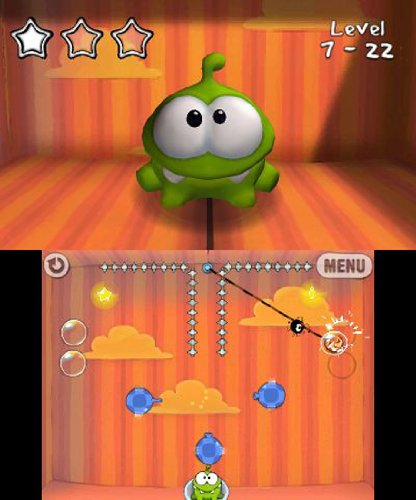 Cut the Rope: Triple Treat  galerija