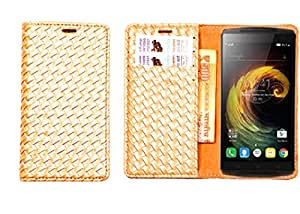 R&A Flip Cover Designed For Sony Xperia Sola