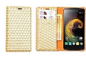 R&A Flip Cover Designed For Huawai Honor 6Plus