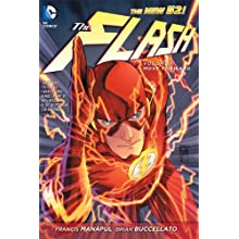 The Flash Vol. 1: Move Forward (The New 52) - Francis Manapul