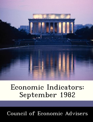 Economic Indicators: September 1982