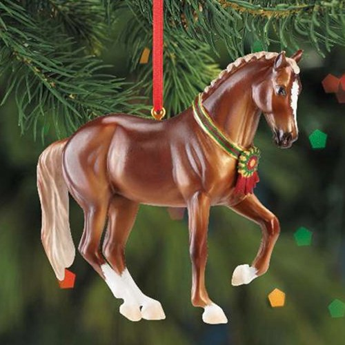 Christmas Tree Ornaments Horse: Farm Animal Christmas Ornaments