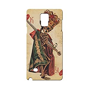 BLUEDIO Designer Printed Back case cover for Samsung Galaxy Note 4 - G0732