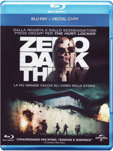 Zero dark thirty [Blu-ray] [IT Import]