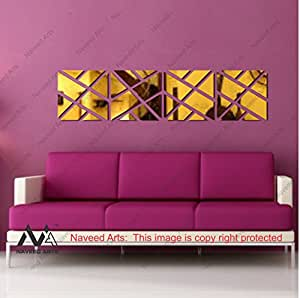 Mirror wall stickers online shopping india