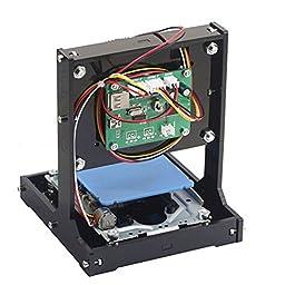 500mW DIY Laser Engraver Engraving Machine USB Carving Printer Machine CNC Printer