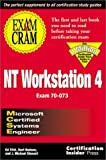 img - for Mcse NT Workstation 4 Exam Cram (Exam Cram (Coriolis Books)) by Ed Tittle (1997-11-17) book / textbook / text book