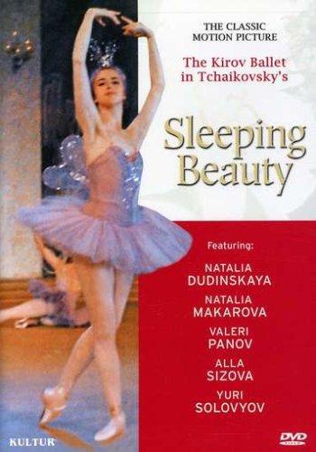 Sleeping Beauty: The Classic Motion Picture With The Kirov Ballet / Alla Sizova, Natalia Dudinskaya, Natalia Makarova front-337972