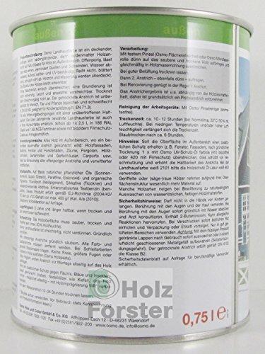 RoomClip商品情報 - 日本オスモ オスモカラー カントリーカラー #2507ダブブルー 0.75L [着色ツヤ消し]