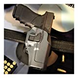 BLACKHAWK! Serpa CQC Gun Metal Grey Sportster Holster, Size 05, Right Hand, (Sig 228/229/250DC w or w/o rail    )